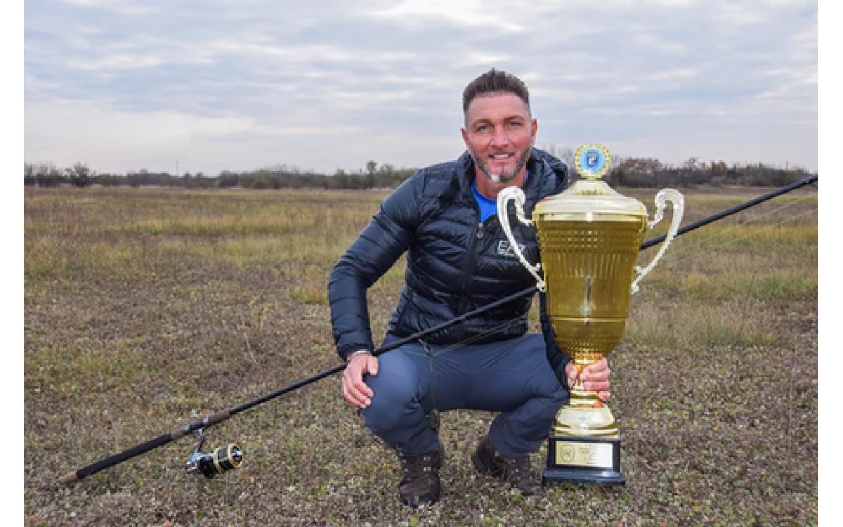 Jankovich Krisztián - Országos bajnoki cím és világrekord
