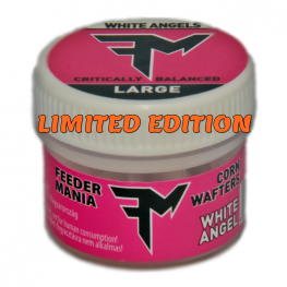 CORN WAFTER LARGE WHITE ANGEL LIMITED EDITION