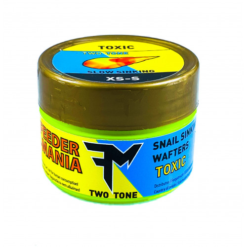 SNAIL SINKING WAFTERS TWO TONE XS-S TOXIC