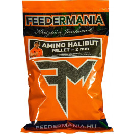 PELLET 2 MM AMINO HALIBUT 800G